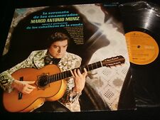 MARCO ANTONIO MUNIZ<>LA SERENATA...<>Lp Vinyl~Mexico Pressing~RCA MKS-2013