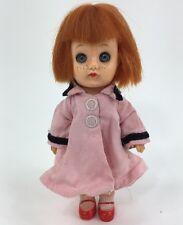 Vintage Doll Red hair Freckles Japan