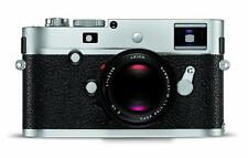 Leica 10772 M-P (Typ 240) 24MP SLR Camera +3-Inch LCD (Silver Chrome)