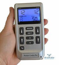 TENS machine TENS Unit Combo pain relief + muscle training/muscle stimulation