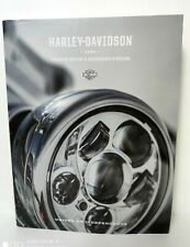 Harley-Davidson- 2014 - Pièces de moteur et accessoires d'origine -