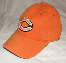 Reebok Chicago Bears NFL All-Orange Soft Cotton & Spandex Adult Size S/M Hat