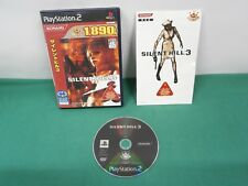 PlayStation2 -- Silent Hill 3 -- KONAMI Dendo Sellection PS2. JAPAN GAME. 43073