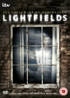 Lightfields DVD (2013) Dakota Blue Richards cert 12 2 discs ***NEW***