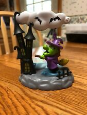 New Solar Powered Dancing Toy Bobble Head - Swinging Witch