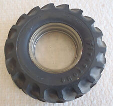 Firestone 1950s Ashtray  tire ashtray All Traction Champion Tractor