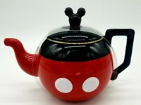 Disney Parks Mickey Mouse Teapot - Mousewares Collection