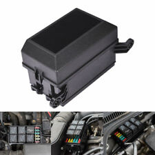 Automotive12-Slot Car Fuse Relay Holder Box Socket 6 Relay 5 Road 6 ATC/ATO