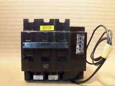 Square D EHB 3 pole 100 amp EHB341001042 Circuit Breaker EHB34100-1042