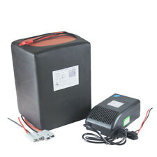 72V 30Ah Li-ion LiFePo4 Rechargeable Battery Pack For 2000W Scooter With Charger