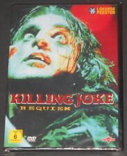 KILLING JOKE requiem EUROPE DVD new LOKERSE FESTIVAL BELGIUM 2003 region free