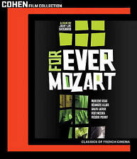 NEW For Ever Mozart Blu-Ray Jean-Luc Godard Hans Lucas French Rare Drama War OOP