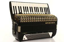Accordion Hohner Atlantic IV N DeLuxe 120 bass LMMH Fisarmonica + Gig Bag