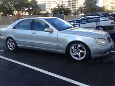 REDUCED MERCEDES BENZ S600  V12 BI TURBO 2004 LOW MILEAGE IN SPAIN - A BEAUTY