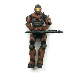 Halo Reach Spartan Mark v 5 Red Team Objective Action Figure 2011 Mcfarlane Toys