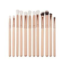 Pop New 12Pcs/set Eye Shadow Kits Foundation Brush Make Up Cosmetic Brush Pro