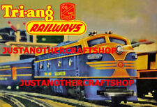Tri-ang Model Railway & Train Books & Guides