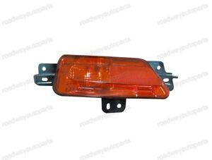 1Pcs Rear Bumper Fog Lamp Reflector Light Red Lens Right for Peugeot 408 2013