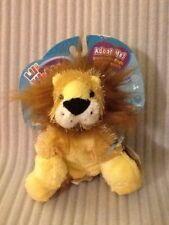 Adopt Me Webkinz Lil' Lion W/Secret Code HS006 Plush Stuffed Animal