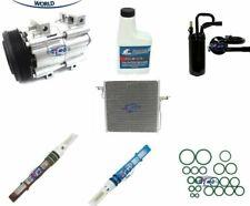 A/C Compressor and Condenser Kit Fits Ford Explorer Ranger B4000 OEM FS10 57132