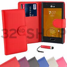 Cover e custodie Per LG Optimus L7 P700 con pelle sintetica per cellulari e palmari