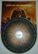 Jedi Mind Tricks Army of the Pharaohs Ritual of Battle  CD 2007