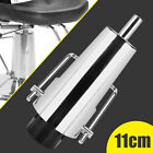 Barber Hairdressing Chair Hydraulic Pump 4 Screw Beauty Salon Silver Adjustable