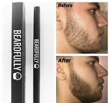 Beardfully Beard Filler Pen - Fill Gaps and Patches Thicken Beard | Black