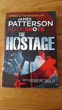 james patterson bookshots the hostage.