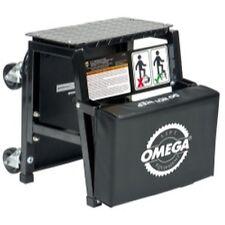 2-n-1 Mechanics Creeper Seat/Step Stool OME91305 Brand New!