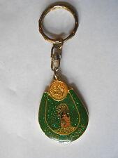 Vintage Singapore Souvenir Keychain