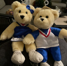 Hallmark Kiss Kiss Bears 2002 Olympics
