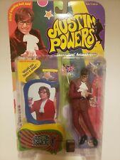 McFarlane Toys Austin Powers Talking Action Figure ~ 1999