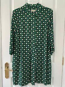 Stunning Hobbs Tunic Dress Size 14