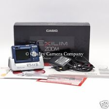 Casio Exilim Zoom EX-Z4 DigiCam - 4MP 2304 x 1728 3X/4X PENTAX f/2.6 ZOOM - EX
