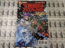 Teen Titans (2011) DC - #6, Tim Drake, Lobdell/Booth, NM/- (New 52)