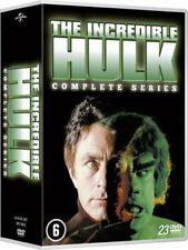 The Incredible Hulk : Complete Series (23 DVD)