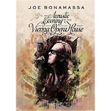 JOE BONAMASSA AN ACOUSTIC EVENING AT VIENNA OPERA HOUSE 2 DVD ALL REG. NTSC NEW