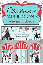Christmas at Carrington's (Carringtons Department Store 2), Brown, Alexandra, Ex