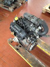 Renault Twingo Motor 1,2L 8V 43Kw 58Ps Bj.2001 D7FF702 F280936