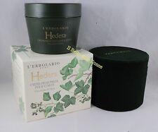ERBOLARIO Crema corpo HEDERA 200ml donna barattolo ivy creambody limited edition