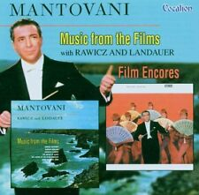 Mantovani & His Orchestra MUSIC FROM THE FILMS & FILM ENCORES