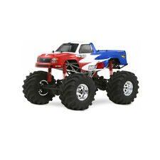 Hpi Racing Radio Control Mini Gt-1 Cuerpo Transparente Wheely King 7122