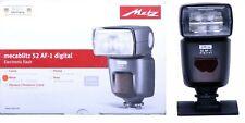 Metz 52 AF-1 Nikon Dedicated Digital Flashgun - Refurbished