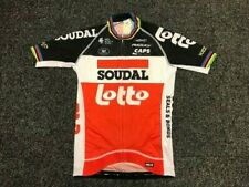 Cycling Jersey  Rider Issue Soudal Lotto From Philippe Gilbert New!