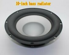 "1pcs 10""inch bass radiator Subwoofer Radiators Ceramic pots Passive speaker"