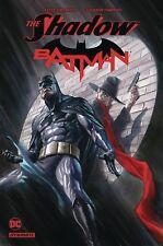 SHADOW / BATMAN HARDCOVER Dynamite Super Hero Comics HC
