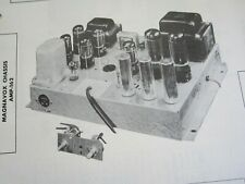 MAGNAVOX AMP-162 AMPLIFIER PHOTOFACT