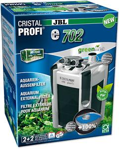 JBL CristalProfi e702 Greenline Aquarium Fish Tank External Canister Filter