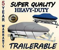 NEW BOAT COVER INVADER 19 BR O/B ALL YEARS